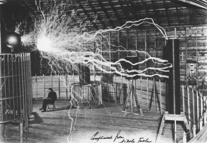 Nikola Tesla, o gênio mais injustiçado da história