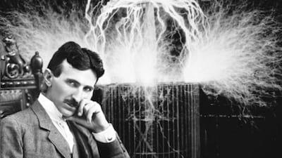 Nikola Tesla, o g�nio mais injusti�ado da hist�ria