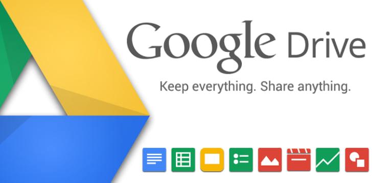 Quais são as principais ferramentas do Google Drive?