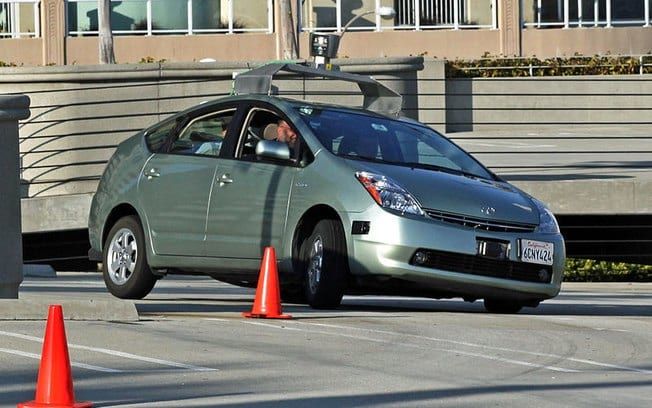 Google vai testar veículos autônomos nas ruas de Mountain View