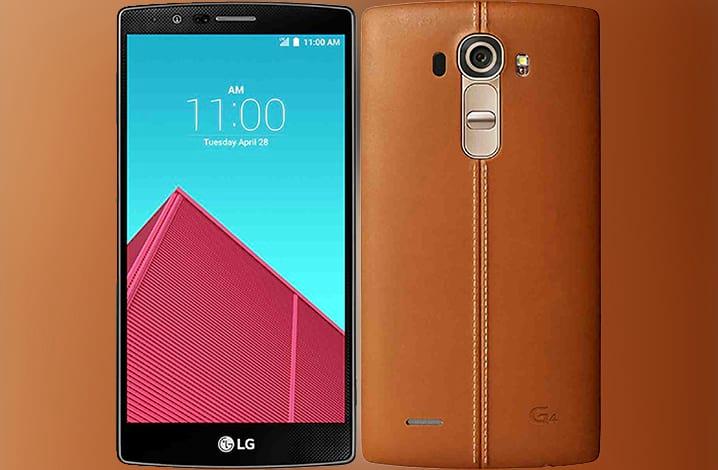 LG G4 chega ao mercado internacional na próxima semana