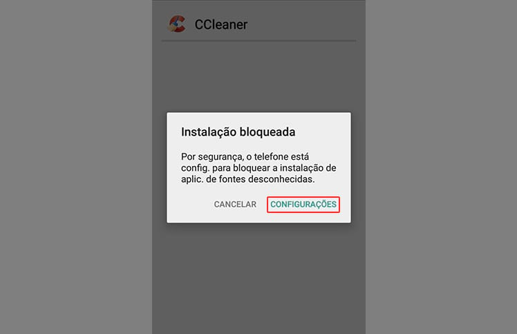 Como resolver o problema do Android com espaço insuficiente?