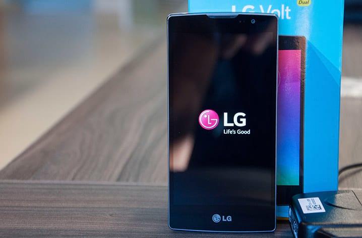 Review LG Volt