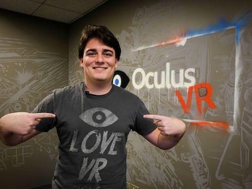 Fundador da Oculus VR está sendo acusado de violar informações confidenciais