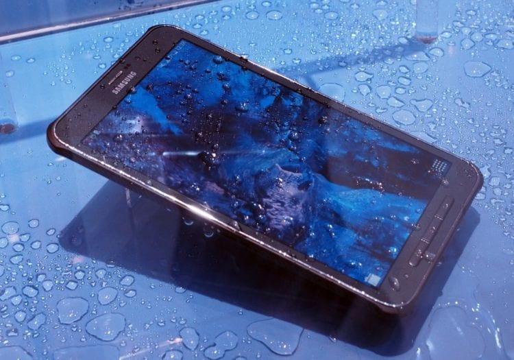 Samsung lança o Galaxy Tab Active, tablet destinado exclusivamente para empresas e parceiros