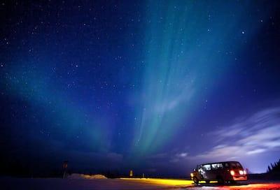 O que � Aurora Boreal?