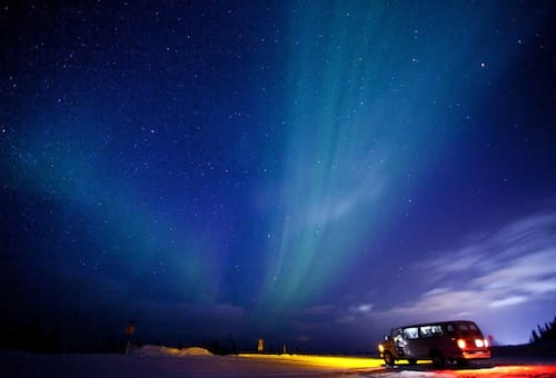 O que é Aurora Boreal?