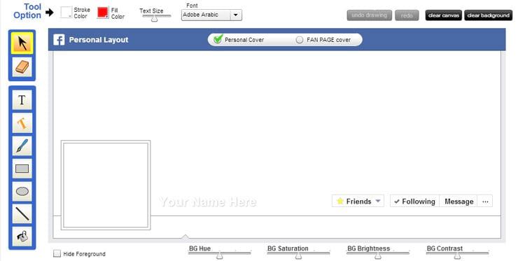 Ferramentas para personalizar o perfil de suas redes sociais