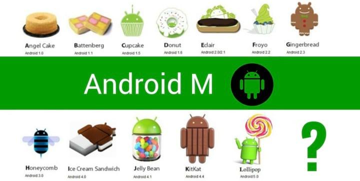 Google I/O 2015: Android M é anunciado e sua chegada está prevista para o final do ano