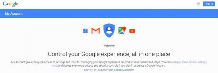 Google disponibiliza nova ferramenta de segurança a seus usuários