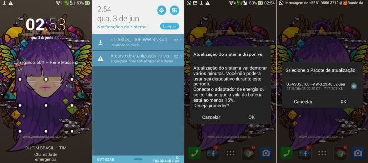 Asus disponibiliza atualização do Android para o Zenfone 5 e 6