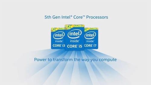 Intel anuncia nova linha de processadores Intel Core - Broadwell