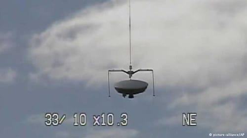 NASA testará nesta tarde o maior paraquedas supersônico já usado