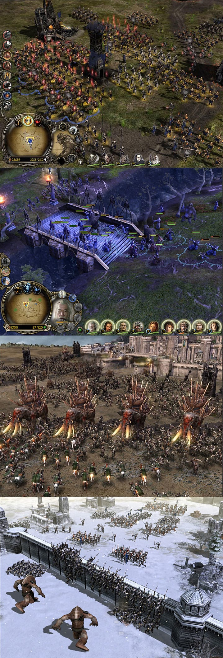 The best strategy games