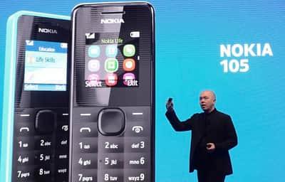 Microsoft apresenta o Nokia 105