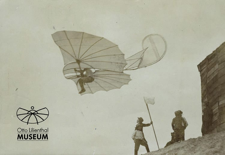 A história da aviação