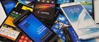 Primeiro trimestre de 2015 registra 14,1 milhões de smartphones vendidos, segudo a IDC Brasil