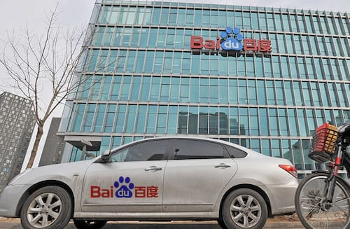 Baidu entra na corrida do desenvolvimento de carros autônomos