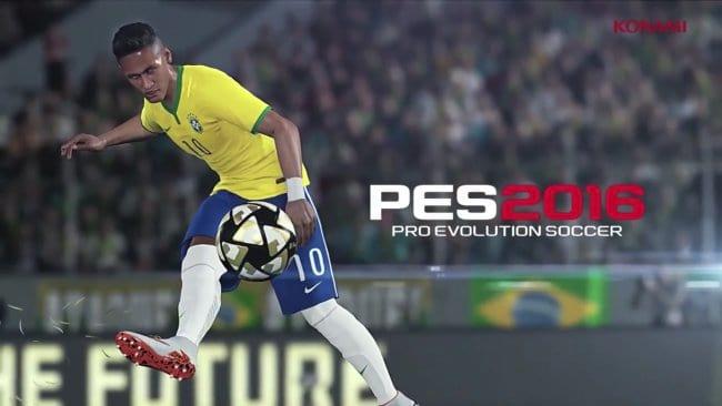 Konami revela o craque que estampará a capa de PES 2016