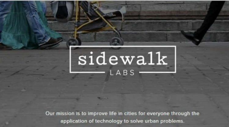 Sidewalk Labs, a nova empresa do Google constituída para melhorar a vida das pessoas