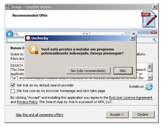 Guia completo para evitar programas indesejados no seu computador