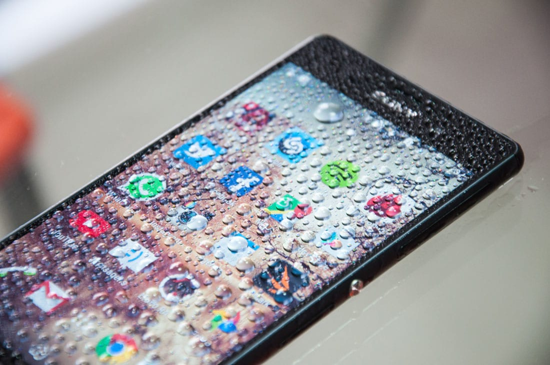Review Xperia Z3 - Sony