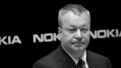 Microsoft anuncia a sa�da de ex-CEO da Nokia