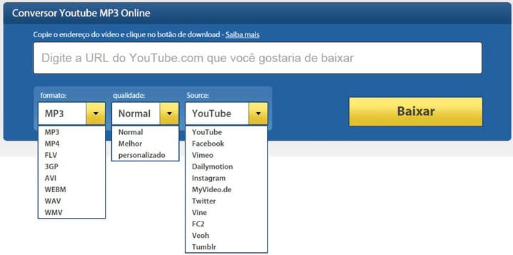 download musicas youtube online