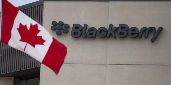 BlackBerry mostra sinais de recuperação com dados apresentados nesta terça-feira