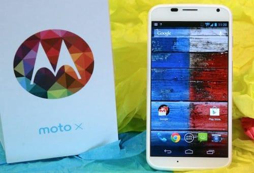 Motorola disponibiliza atualização do Android 5.1 para o Moto X 2013
