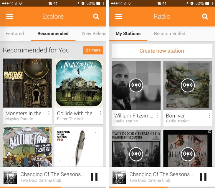 Google lança versão gratuita do Google Play Music