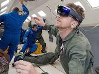 Parceria entre Microsoft e NASA levará o HoloLens ao espaço