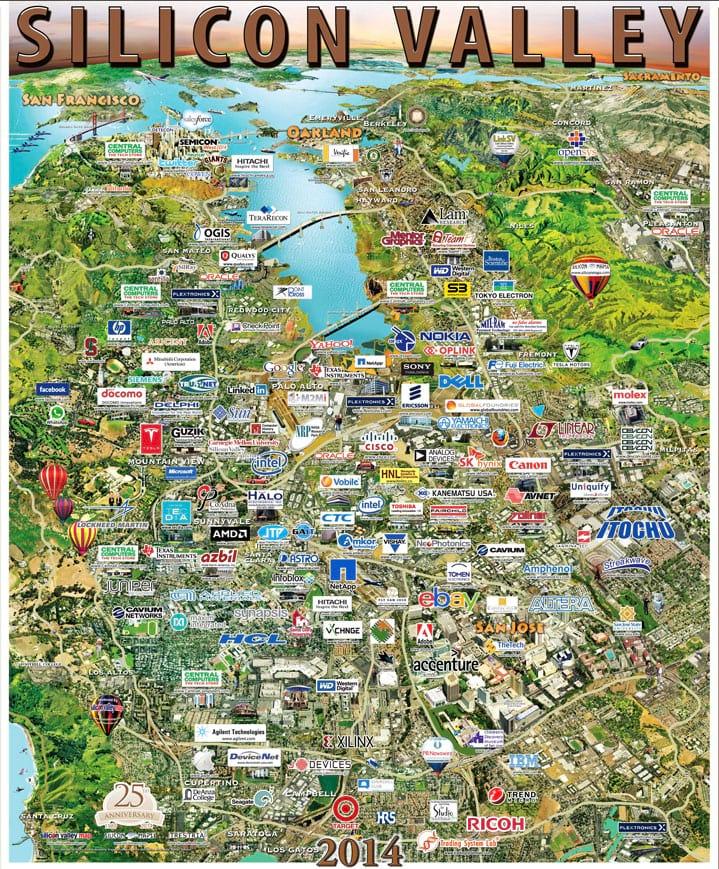 map of palo alto california with 14754 Conheca Quais Sao As Principais Empresas Do Vale Do Silicio on Steve Jobs House Former likewise 250021 moreover Mountain View in addition info additionally Locations.