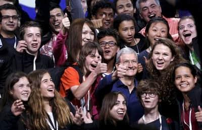 Apple paga muito bem mas exige sigilo total dos estagi�rios