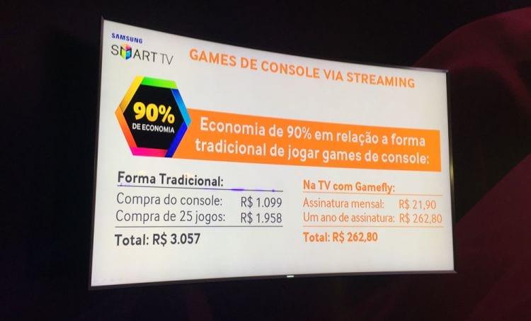 Samsung apresenta sua nova linha de televisores para o Brasil