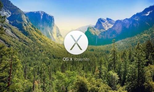 Apple libera atualização do sistema OS X Yosemite para todos os usuários