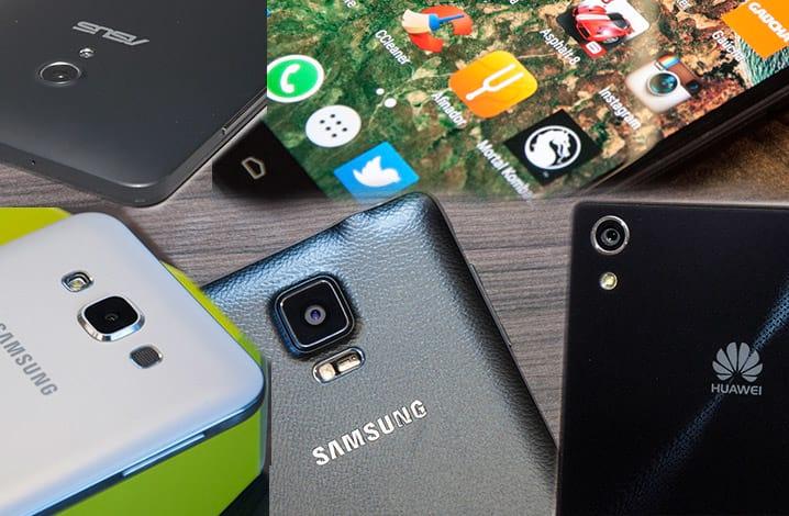 IDC aponta queda na venda de smartphones durante o segundo trimestre de 2015