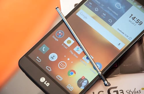 Review LG G3 stylus