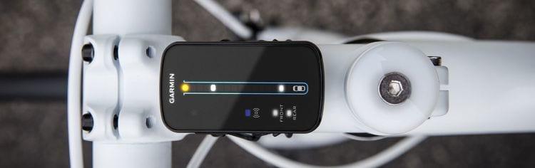 Garmin lança radar para ciclista prometendo maior segurança