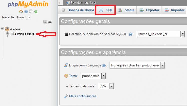 Minha primeira conexão PHP com banco de dados MySQL cPanel
