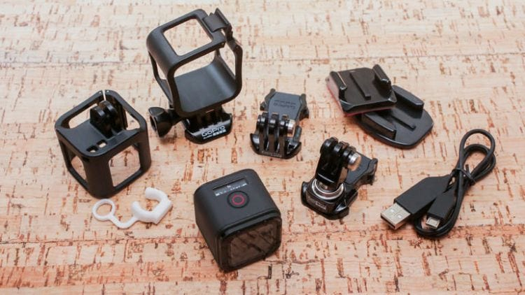 GoPro anuncia a pequena Hero4 Session