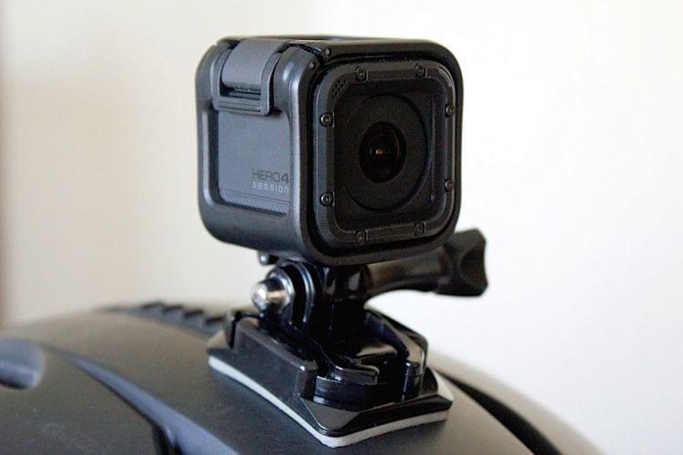 GoPro anuncia a pequena Hero4 Session