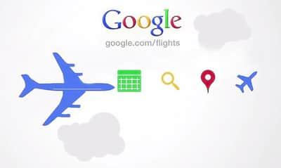 Google Flights - Economize na hora de comprar a�reas