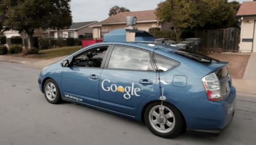 Google inicia uma nova fase nos testes de seus carros autônomos
