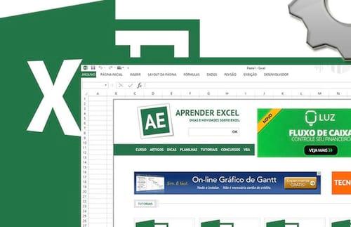 Inserindo um site totalmente funcional em sua planilha do Excel