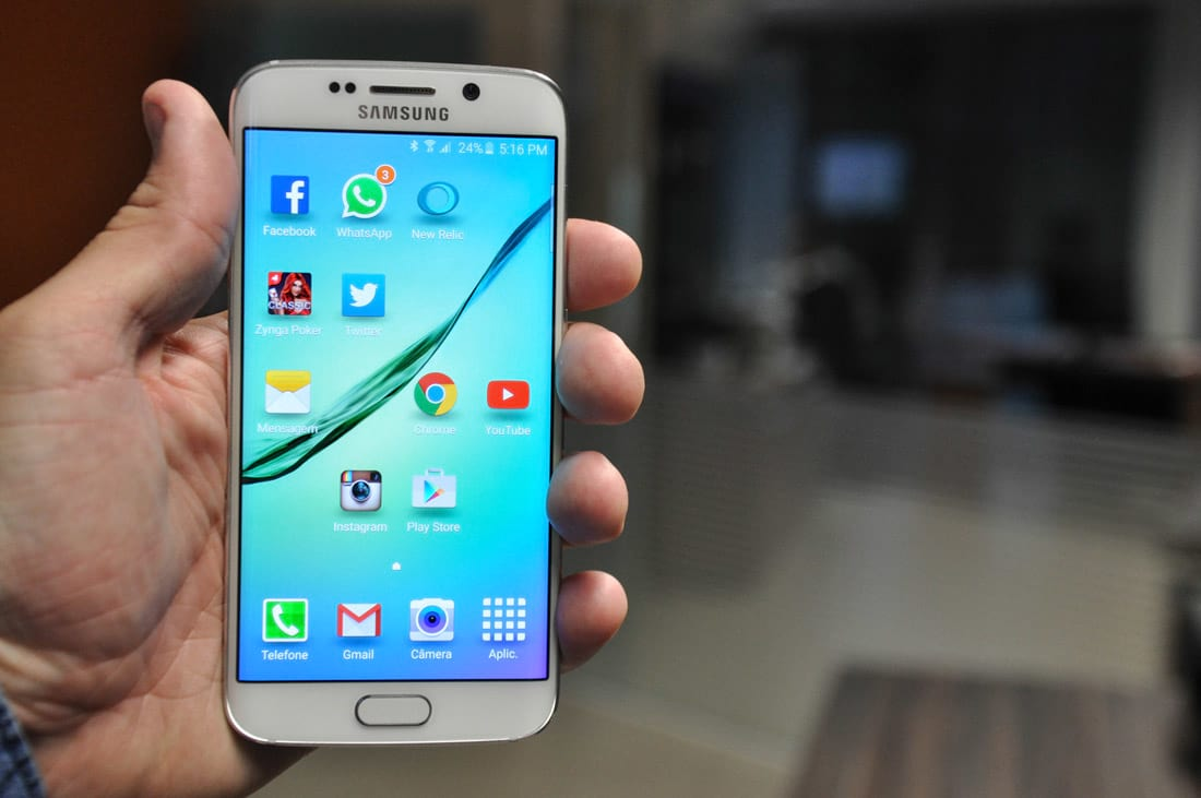 Review Galaxy S6 Edge [vídeo]