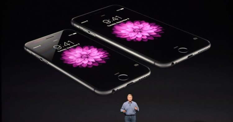 Apple espera superar marca de vendas com iPhones em 2015