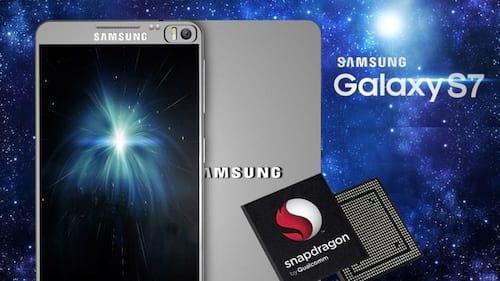 Galaxy S7 poderá contar com processador Snapdragon 820
