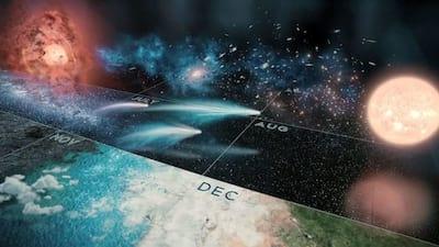 E se a hist�ria do universo fosse um calend�rio?