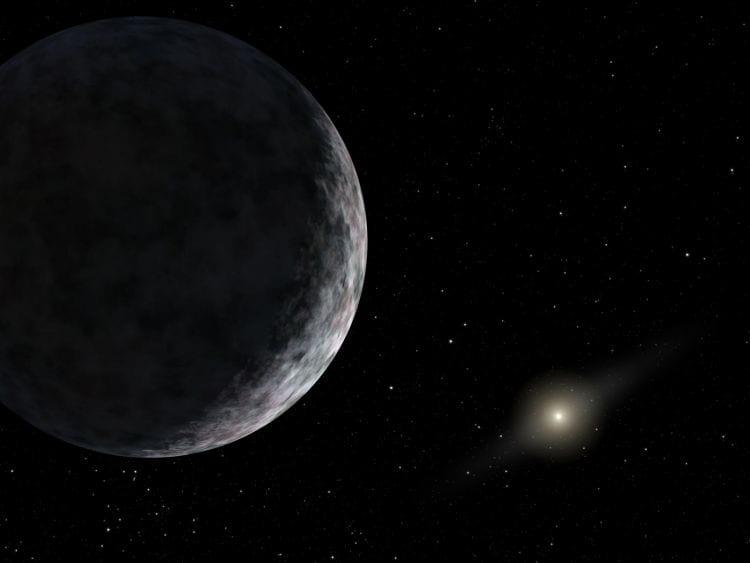 New Horizons se aproxima do ponto máximo de Plutão